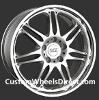 Cragar Wheels Series 373 Rally Chrome Vintage RWD