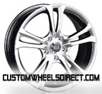 Cragar Wheels SS Series 08/61 Chrome Vintage RWD