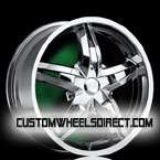 CWI Volkswagen wheels Modular VW Black FWD Luxury/Passenger Car