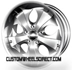 Focal Wheels Type 163 F-16 Mirror Finish FWD Luxury/Passenger Car