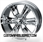 Focal Wheels Type 163 F-16 Red Lip Black FWD Luxury/Passenger Car