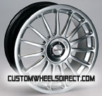 Forgiato Wheels Capolavaro Chrome RWD Truck/SUV