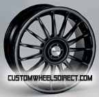 Forgiato Wheels Capolavaro Chrome FWD Luxury/Passenger Car