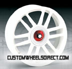 Forgiato Wheels Concavo Chrome FWD Luxury/Passenger Car