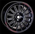 Forgiato Wheels Disegno Chrome FWD Luxury/Passenger Car