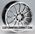 Forgiato Wheels Disegno Chrome RWD Truck/SUV