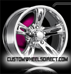 Forgiato Wheels Grano Chrome RWD Truck/SUV