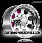 Forgiato Wheels Inferno Chrome FWD Luxury/Passenger Car