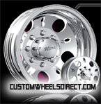 Forgiato Wheels Tello Chrome 8-lug