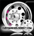 Forgiato Wheels Veccio Chrome FWD Luxury/Passenger Car