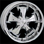 Fuel Offroad Wheels Maverick D261 Machined Face Black/Machined 8-lug