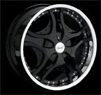 Fuel Offroad Wheels Octane D508 Deep Chrome RWD Truck/SUV