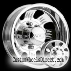 KMC Wheels KM665 Surge Chrome RWD Truck/SUV
