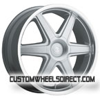 Ultra Wheels Type 417 Monarch Chrome FWD Luxury/Passenger Car