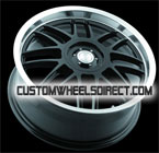 Ultra Wheels Apex Type 200 Hyper Black FWD Luxury/Passenger Car