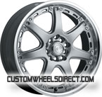 Ultra Wheels Apex Type 200 Chrome FWD Luxury/Passenger Car