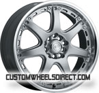 Ultra Wheels Cloak Type 414 Chrome RWD Truck/SUV